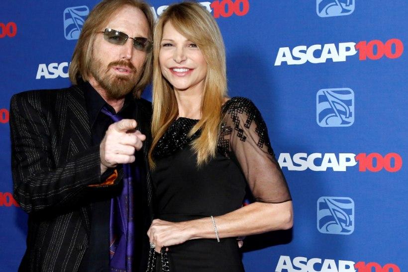 "Tom Petty naise ahastav telefonikõne: ""Mu abikaasa ei hinga!"""