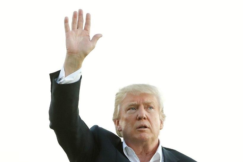 Trump sõidab täna Puerto Ricole