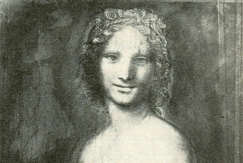 Kas see kaunis akt on Mona Lisa visand?