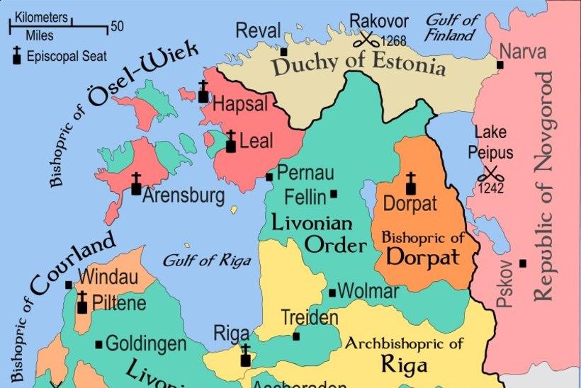 Kas Pribaltika on pelgalt süütu geograafiline termin?