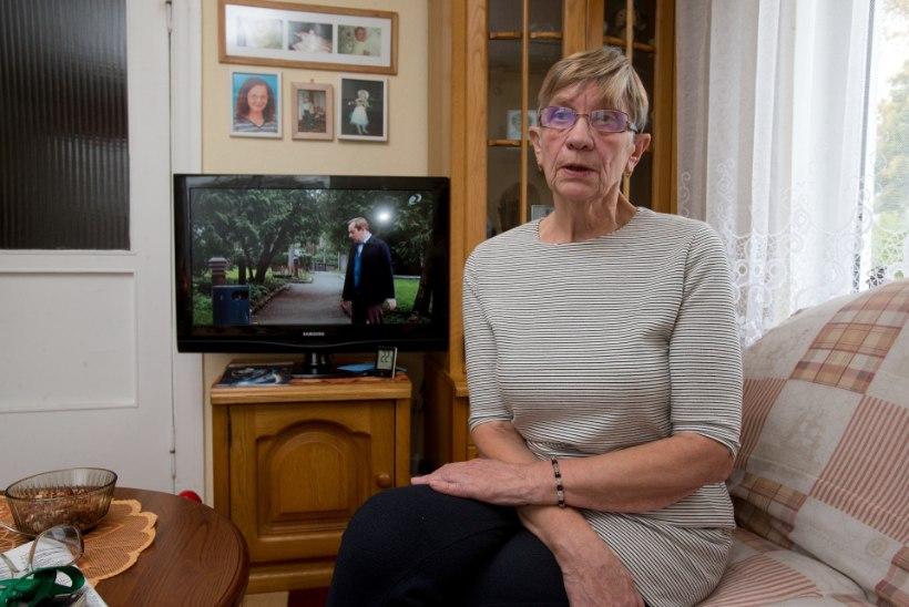 Laamendanud naabri tõttu sattus vanaproua surmasuhu