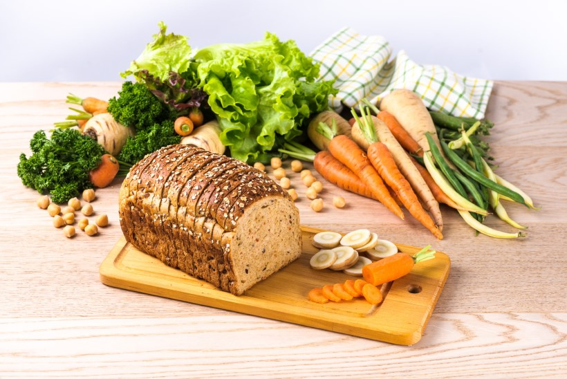 Köögiviljad leiva- ja saiariiulist!