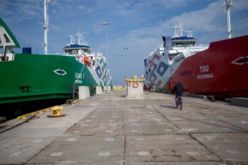 Laevaühendus Hiiumaaga on taastunud
