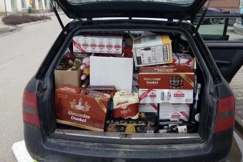 Leedu terviseminister: kui eestlastel pole alkoholiprobleeme, siis miks nad sõidavad odava napsu ostmiseks lausa teise riiki?