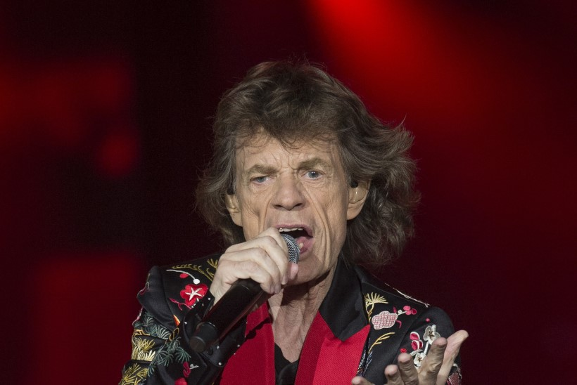 TEHKE JÄRELE: 74aastane Jagger semmib 22aastase neiuga