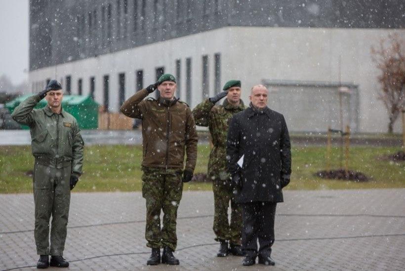 FOTOD | Kaitseminister Luik avas Tapa kaitseväelinnaku laienduseja jagas tunnustust