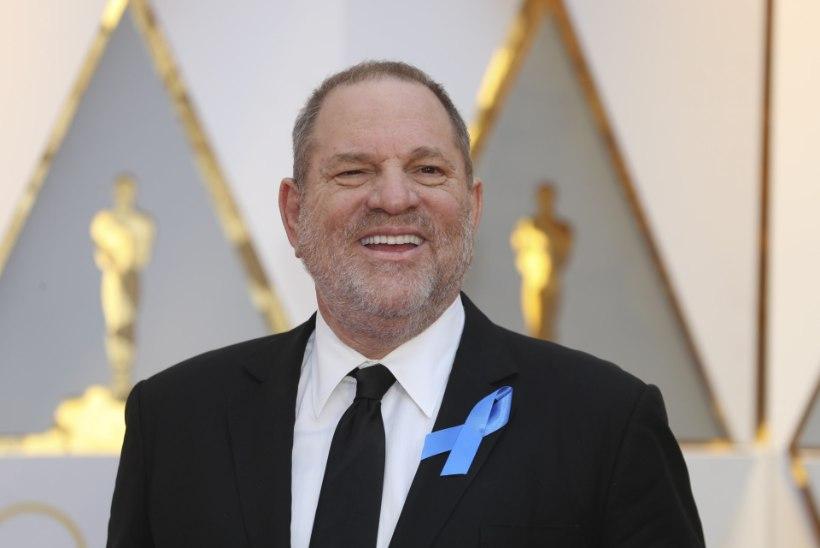 "Harvey Weinstein vägistas ka ""Sopranode"" näitlejatari"