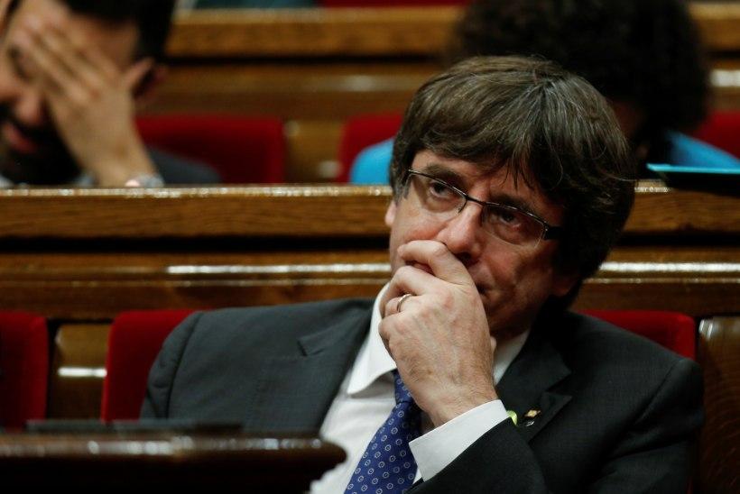 Belgia ikkagi ei anna Puigdemontile asüüli