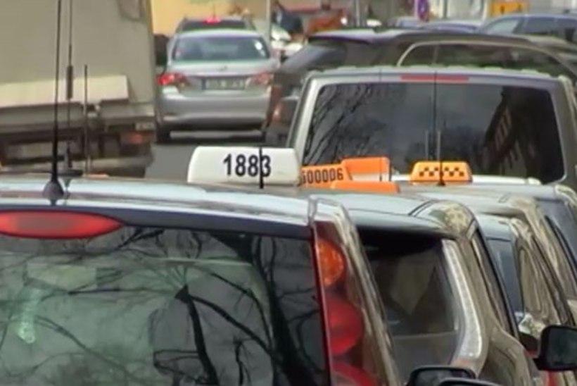 TV3 VIDEO   Seadusmuudatus kaotabtaksojuhi ametikoolituse kohustuse ning Uberi ja Taxify teenused saavad õiguslikud raamid