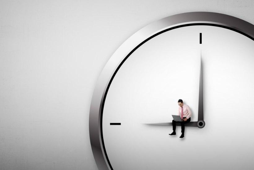 Kella keeramisest tingitud uue unerütmiga kohanemine võib võtta ligi kaks nädalat