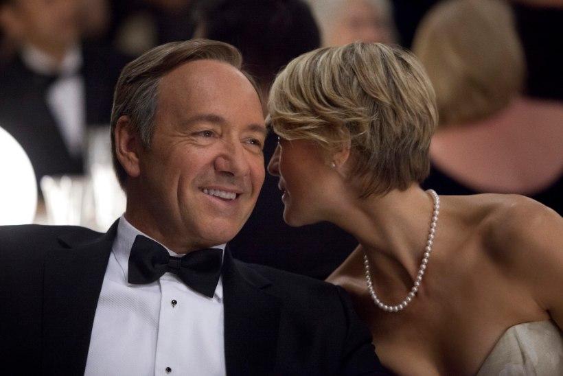 """""""Kaardimajale"""" tehakse Kevin Spacey seksiskandaali järel lõpp"""