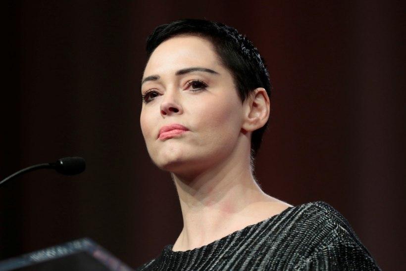 Weinsteini üht põhisüüdistajat Rose McGowanit ähvardab arreteerimine