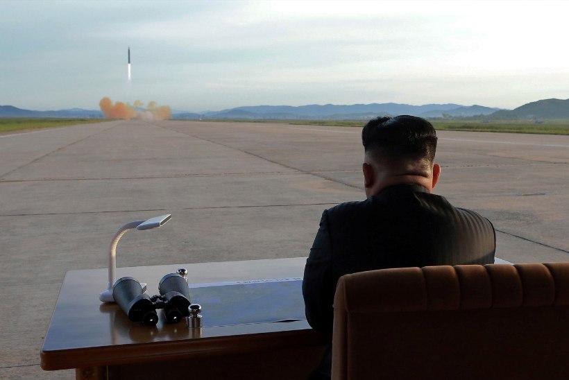 Põhja-Korea tuumakatsetuste polügoonil toimunud varingutes hukkus 200 inimest