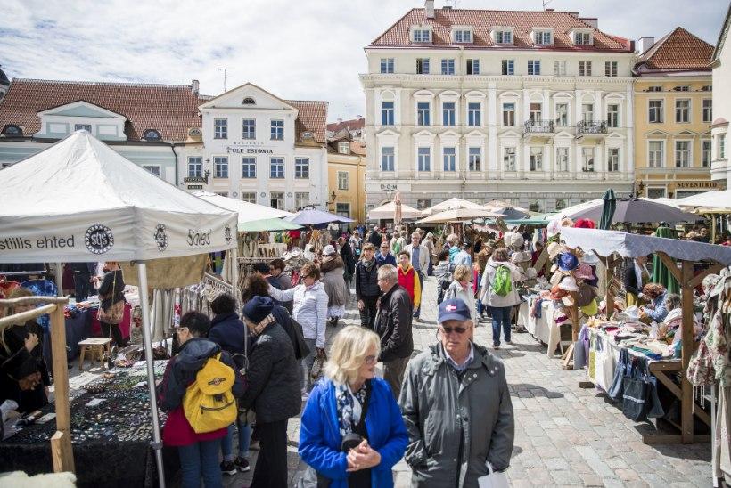 Kas Tallinn on tõesti parim reisisiht?