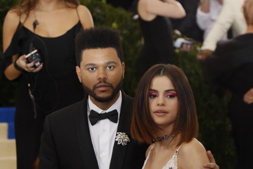 Selena Gomez ja The Weeknd läksid lahku