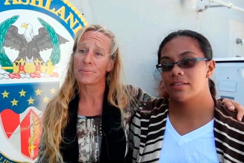 Väidetavalt viis kuud avamerel triivinud naiste lugu on tekitanud kahtlusi