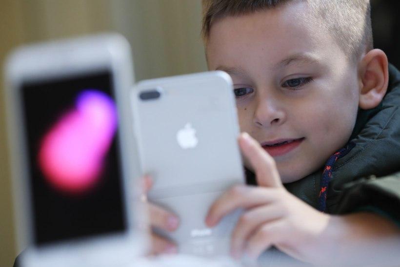 Kas uue telefoniskandaali algus? Apple uurib uue iPhone 8 lõhenemisjuhtumeid