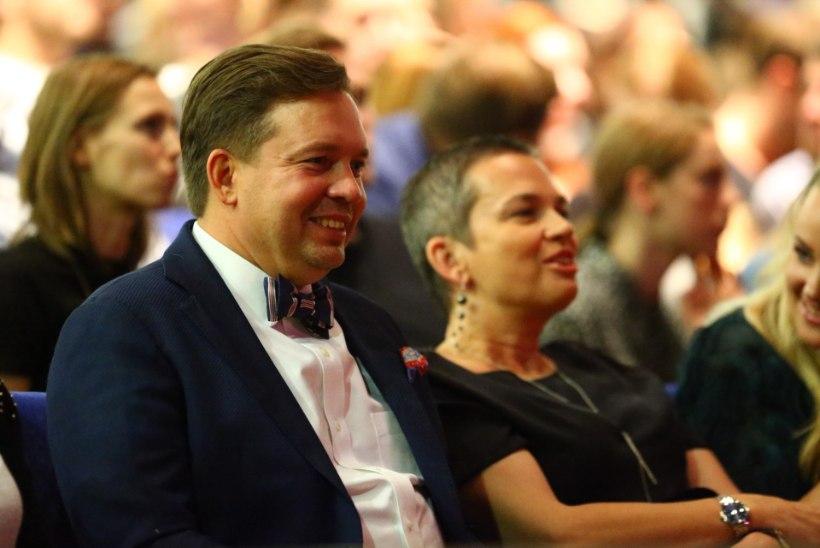 GALERII | Comedy Galal naerutavad rahvast Jan Uuspõld, Tõnis Niinemets ja Piret Krumm