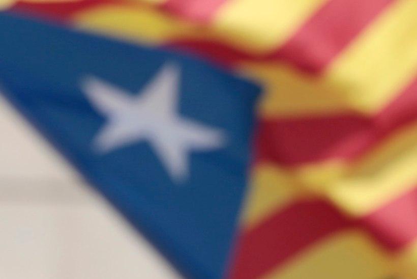 Puigdemont: Kataloonia iseseisvus on päevade küsimus