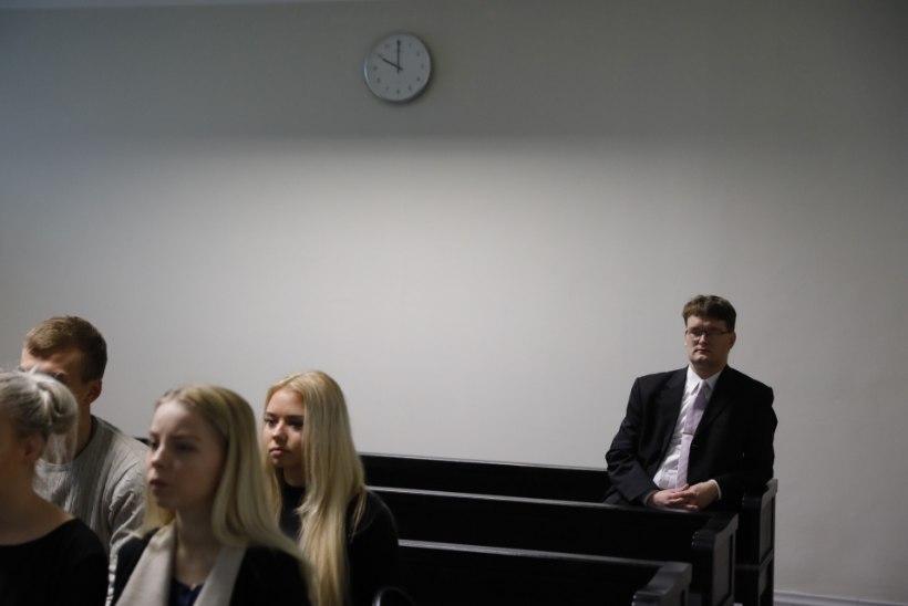 FOTOD | Kutser sai mõjuva põhjuseta kohtust puudumise eest trahvi