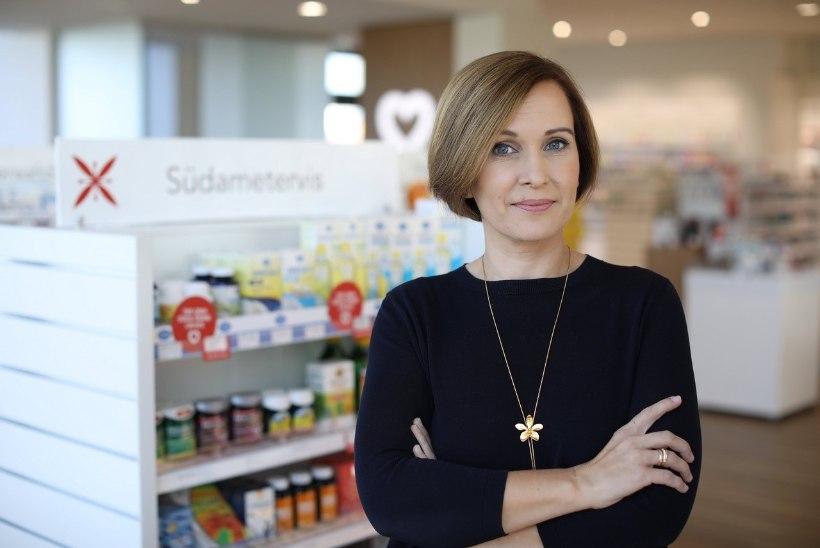 """Südameapteegi juhatuse uus liige: """"Keskendume tervise hoidmisele ja haiguste ennetamisele."""""""