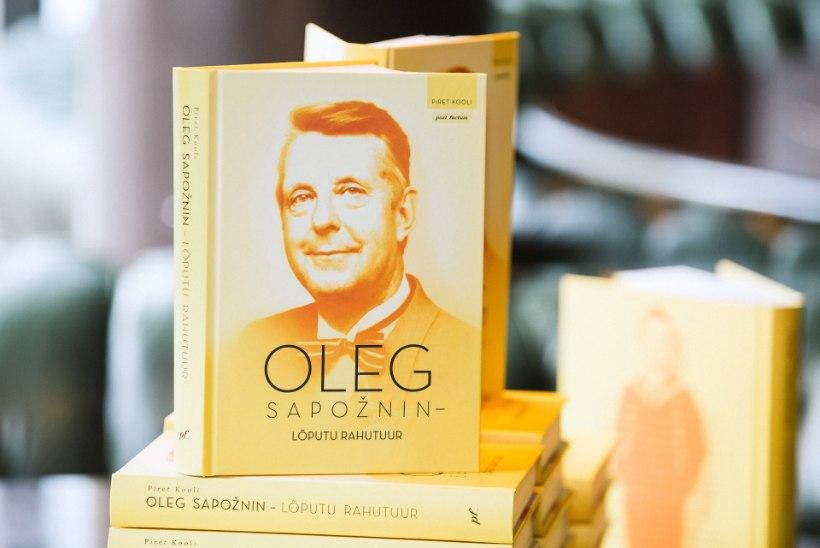 GALERII | Oleg Sapožnini elulooraamatu aluseks said 17 magnetofonilinti