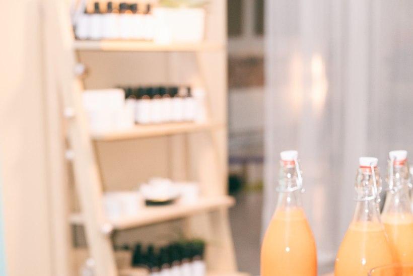 FOTOD | Puhas Eesti loodus: kodumaine kosmeetikabränd tutvustas ilugurmaanidele uusi tooteid