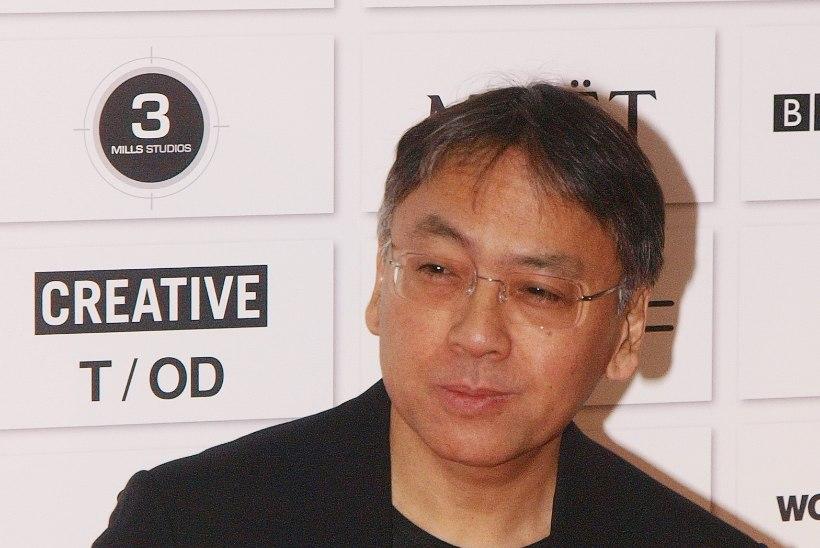 Nobeli kirjanduspreemia võitis Kazuo Ishiguro