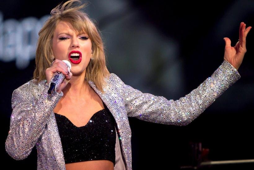 Taylor Swift läheb MTV Europe'i auhinnagalale suurima arvu nominatsioonidega