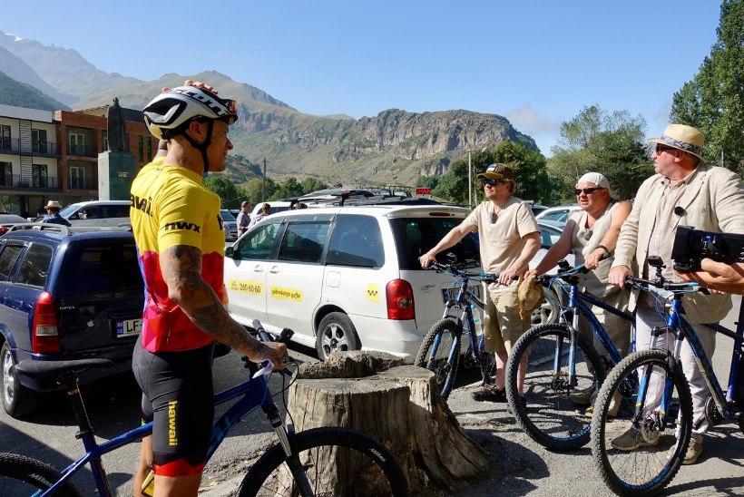 Algab tõeline võistlus! Tanel Padar ja Ott Sepp sunnivad Ago Andersoni ja Sepo Seemani ratta selga