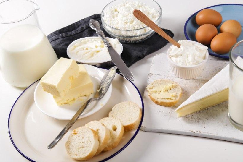 VALK on Eesti inimestele kõige tuttavam toidu koostisosa