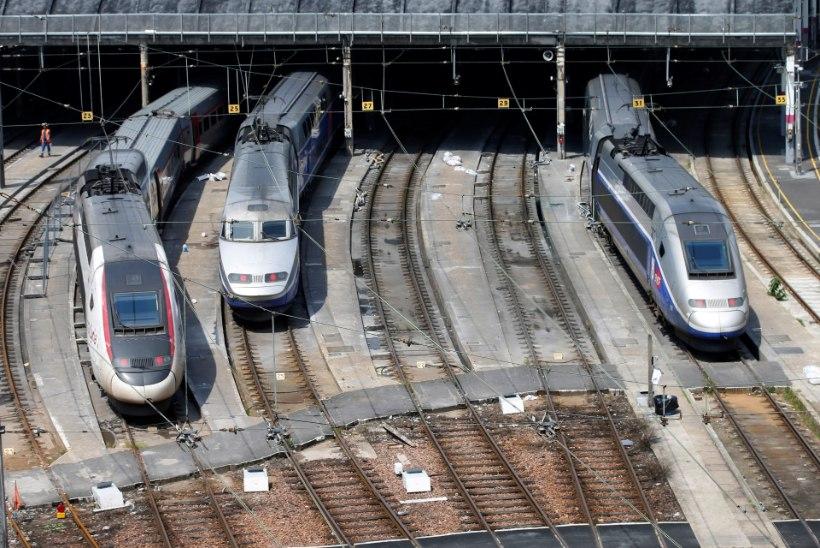 Rail Balticu esindus saab militaarkätt tunda - juhiks määrati kolonel