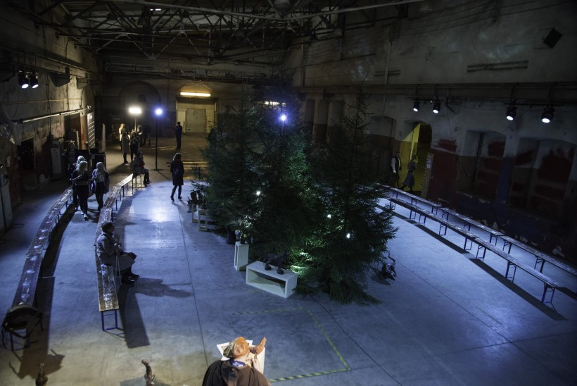GALERII | Maagiline metsamood! Perit Muuga esitles Eesti Vabariigi 100. sünnipäevale pühendatud kollektsiooni