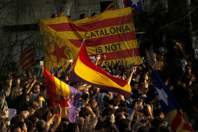 UMMIKSEIS PÜSIB: halvimal juhul puhkeb Hispaanias kodusõda