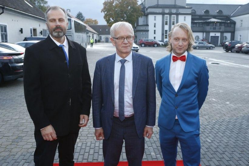 GALERII | Eiki Nestor ja Indrek Saar avasid Rakveres esimese LGBTI filmifestivali Festheart
