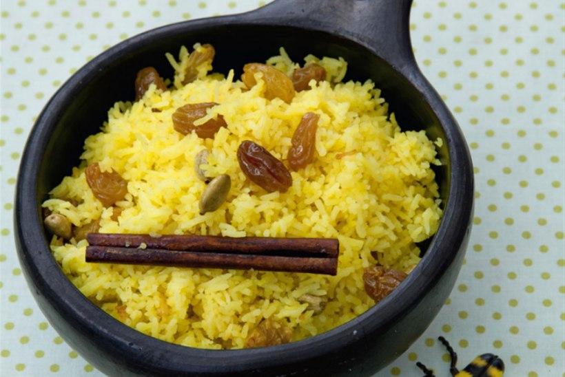 Kollane riis