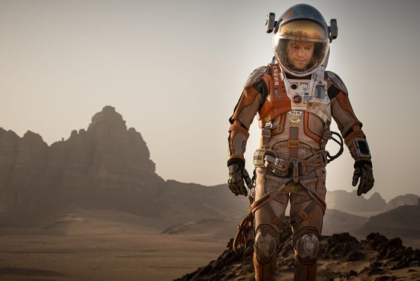 """5 fakti, mida peaksid teadma enne fantaasiafilmi """"Marslane"""" teleesilinastust"""