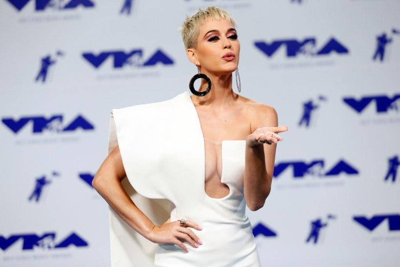 """Katy Perry palk ajas """"American Idoli"""" eelarve lõhki"""