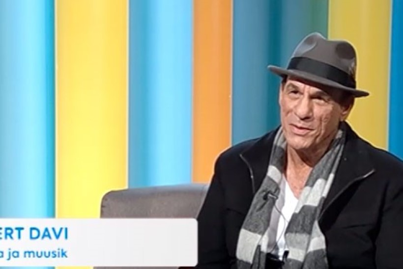 TV3 VIDEO   Hollywoodi staar Robert Davi: kontsert on kui armastuslugu ja inimeste kaasalaulmine kui armatsemine
