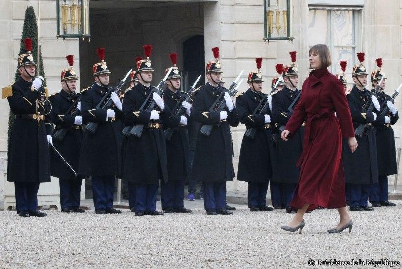 Presidendi esimese ametiaasta välisvisiidid algasid Soomest ja lõppevad Itaalias