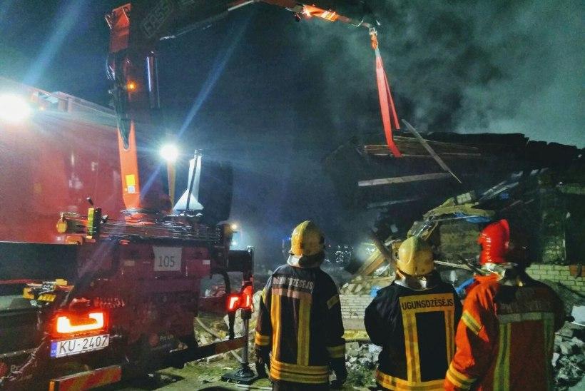 Lätis toimus elumajas plahvatus, hukkus viis inimest