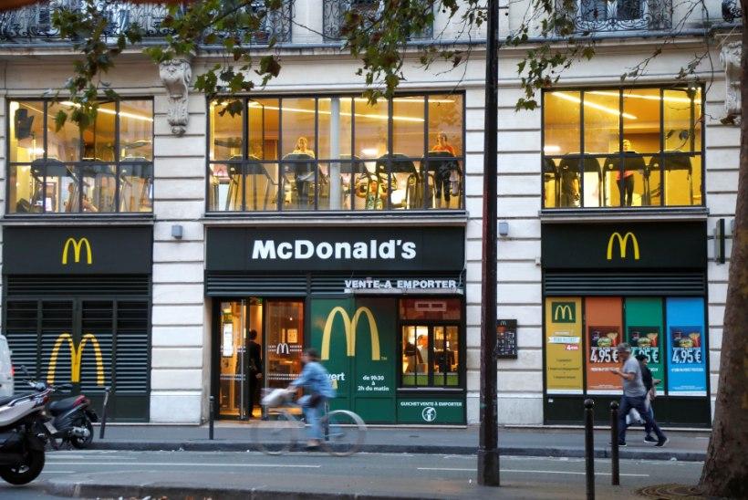Soome ja Prantsuse McDonald'sites saab osta taimetoiduburksi