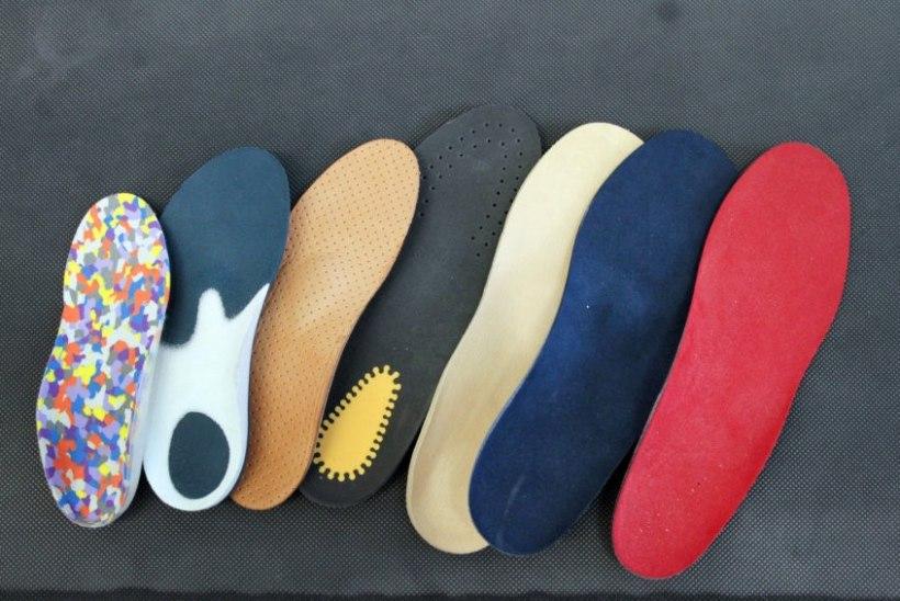 Sisetald säästab nii jalatsit kui ka jalga