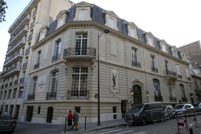 Pariisis avati Yves Saint Laurenti muuseum