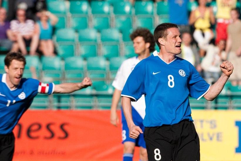SUUR ÜLEVAADE | Eesti jalgpallikoondise suurimad võidud läbi ajaloo
