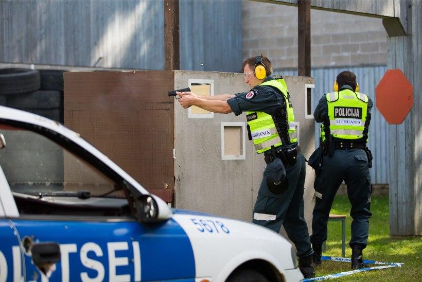 Politsei- ja piirivalveamet saab palgatõusuks ligi seitse miljonit eurot
