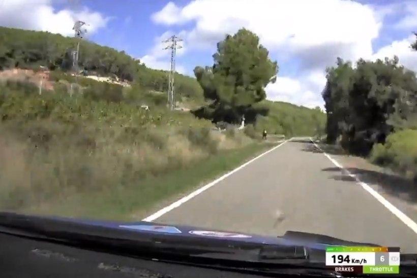VIDEO | Kihuta koos Ott Tänakuga pea 200 kilomeetrit tunnis