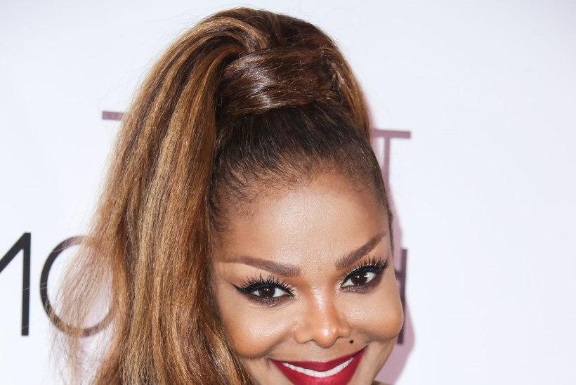 FOTOD | Kas Janet Jacksoni ülisiledad palged on ilusüstidega saavutatud?