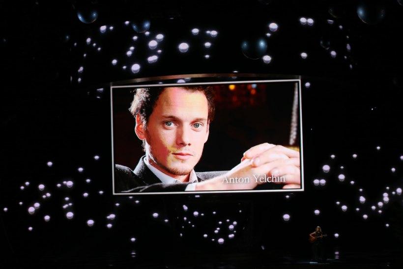 """Õnnetult hukkunud  """"Star Treki"""" näitleja sai mälestusmärgi"""