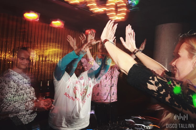 GALERII | Disco Tallinn ühendas moe ja muusika raju hooaja avapeoga